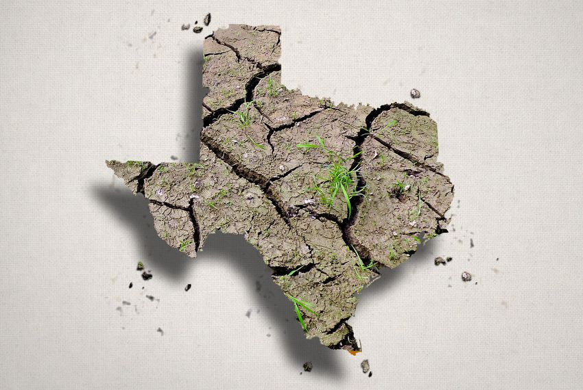 weather climate change texas drought water