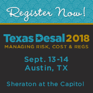 texas desal 2018 conference registration