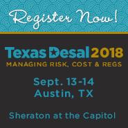texas desal 2018 conference registration