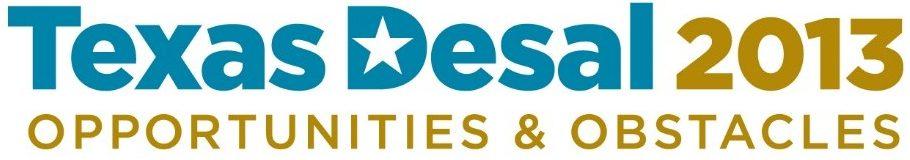 2013 TexasDesal Conference